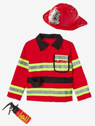 Vertbaudet Fire-fighter Costume