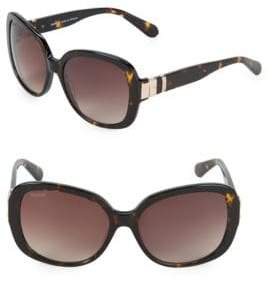 Balmain 57MM Oversized Sunglasses