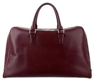 Tom Ford Leather Duffle Bag