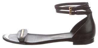 Maiyet Leather Ankle-Strap Sandals