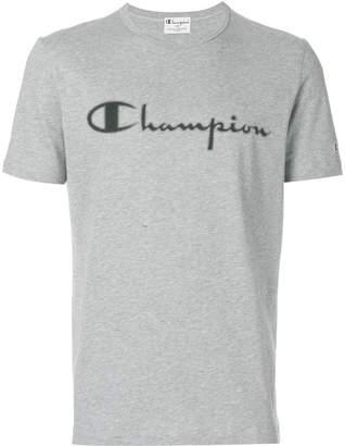 Champion x Paolo Pecora logo print T-shirt