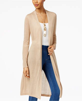 Thalia Sodi Open-Front Duster Cardigan, Only at Macy's $59.50 thestylecure.com
