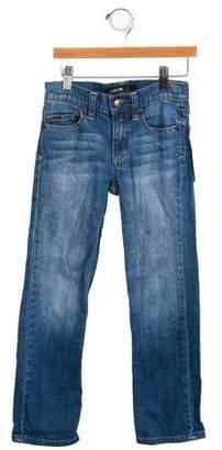 Joe's Jeans Girls' Embellished Wide-Leg Jeans