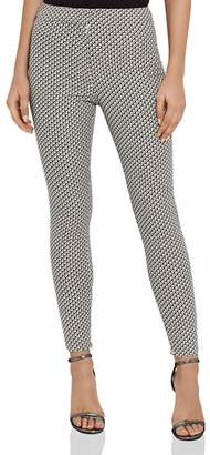 Reiss Gio Printed Skinny Pants
