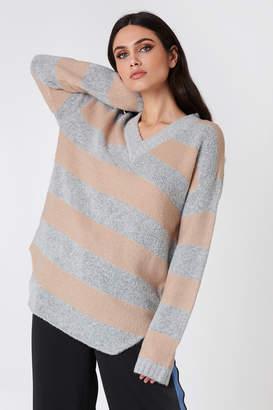 Rut & Circle Winnie Stripe Knit