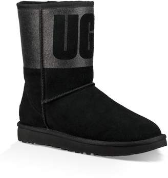 UGG Sparkle Classic Genuine Shearling Lined Bootie