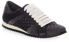 Pedro Garcia Casta Satin Sneaker