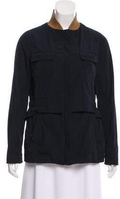 Agnona Lightweight Zip-Up Jacket