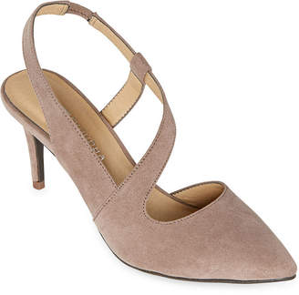 CL BY LAUNDRY CL by Laundry Womens Odali Closed Toe Stiletto Heel Pumps