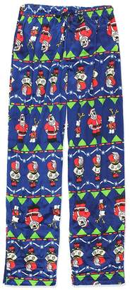 Briefly Stated Men's Family Guy Christmas Lounge Pants, Blue, S