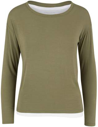 Majestic Filatures Long-sleeved top