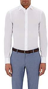 Isaia Men's Button-Front Shirt - White