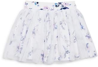 Splendid Girls' Floral Tutu Skirt - Baby