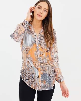 Wallis Paisley Shirt