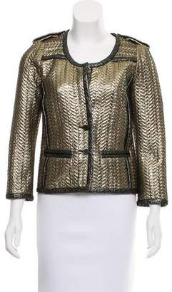 Isabel Marant Quilted Evening Jacket w/ Tags
