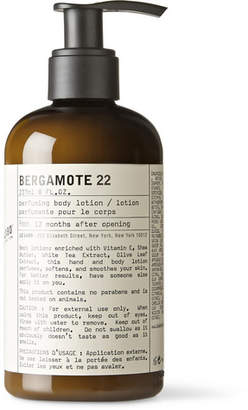 Le Labo Bergamote 22 Body Lotion, 237ml