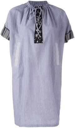 J.W.Anderson striped shift dress