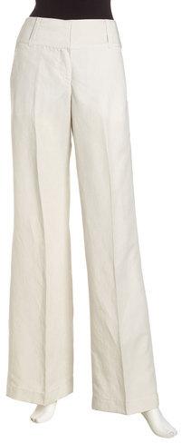 Isda & Co Wide-leg Linen-blend Pants