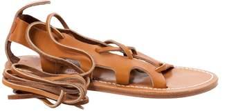 K. Jacques Leather Sandal