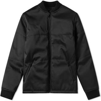 A.P.C. Ned Quilted Bomber Jacket