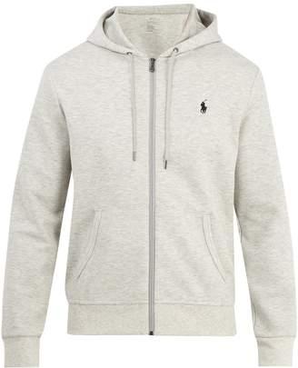Polo Ralph Lauren Zip-through hooded performance sweatshirt