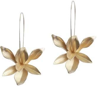 Zimmermann Orchid Fine Hook Earring