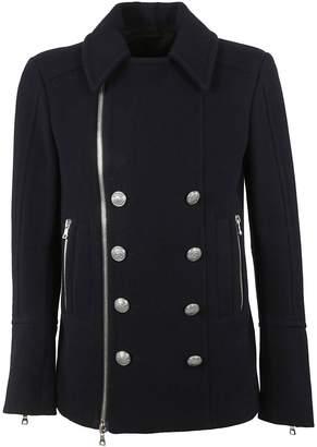 Balmain Classic Pea Coat