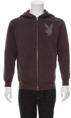 Marc Jacobs Embellished Hooded Sweatshirt