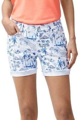 Tommy Bahama Coastal Cabanas Cut-Off Shorts