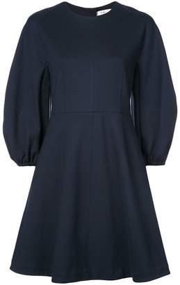 Tibi Bond knit sculpted dress