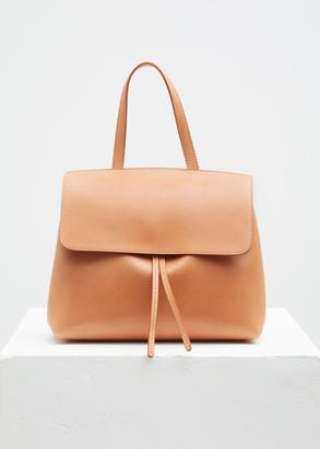 Mansur Gavriel cammello / rosa mini lady bag $750 thestylecure.com