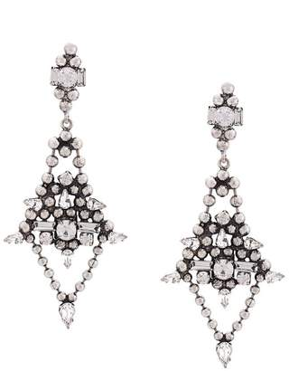 Dannijo Lazarus earrings