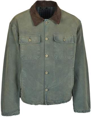 Yeezy Kanye West Canvas Jacket