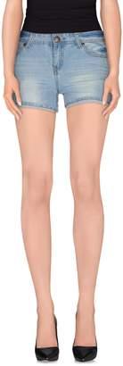 WHALE'S BAY Denim shorts