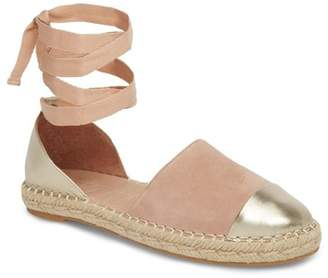 Caslon R R) Cain Ankle-Tie Sandal (Women)