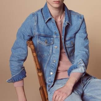 Sandro Authentic denim jacket