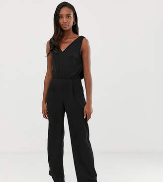 Y.A.S Tall v neck jumpsuit