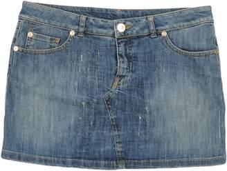 Manila Grace Denim skirts - Item 42564507LO