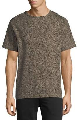 Theory Palm Jacquard T-Shirt