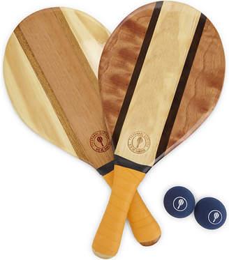 Frescobol Carioca Trancoso beach bat set