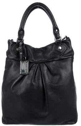 Marc by Marc Jacobs Grained Leather Satchel