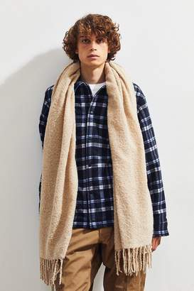 Urban Outfitters Oversized Boucle Scarf