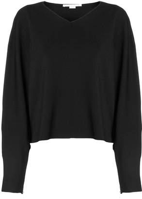 Stella McCartney V-neck jersey sweater