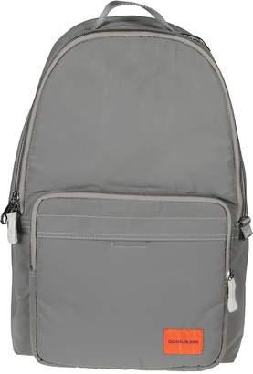Calvin Klein Large Reflective Backpack