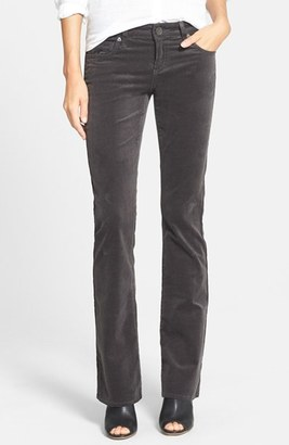 Women's Kut From The Kloth Baby Bootcut Corduroy Jeans $69.50 thestylecure.com