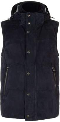 Paul & Shark Hooded Gilet