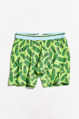 Urban Outfitters Pickle Rick Boxer Brief