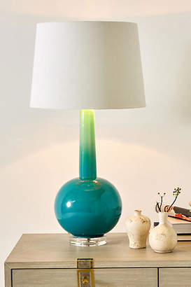 Anthropologie Glasstone Lamp Ensemble