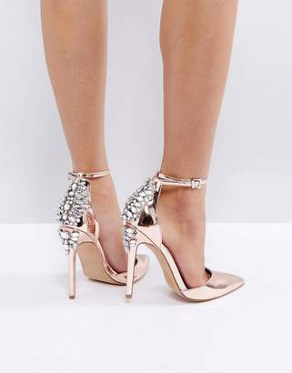 ASOS PALAIS Embellished High Heels $95 thestylecure.com