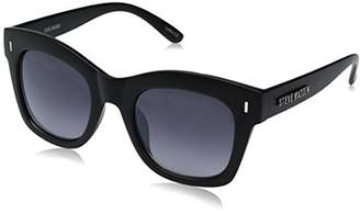 Steve Madden Women's Olivia Retro Square Sunglasses